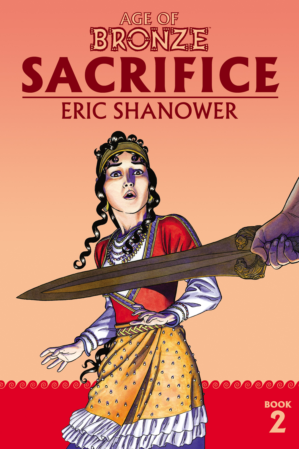 AGE OF BRONZE Book 2: Sacrifice