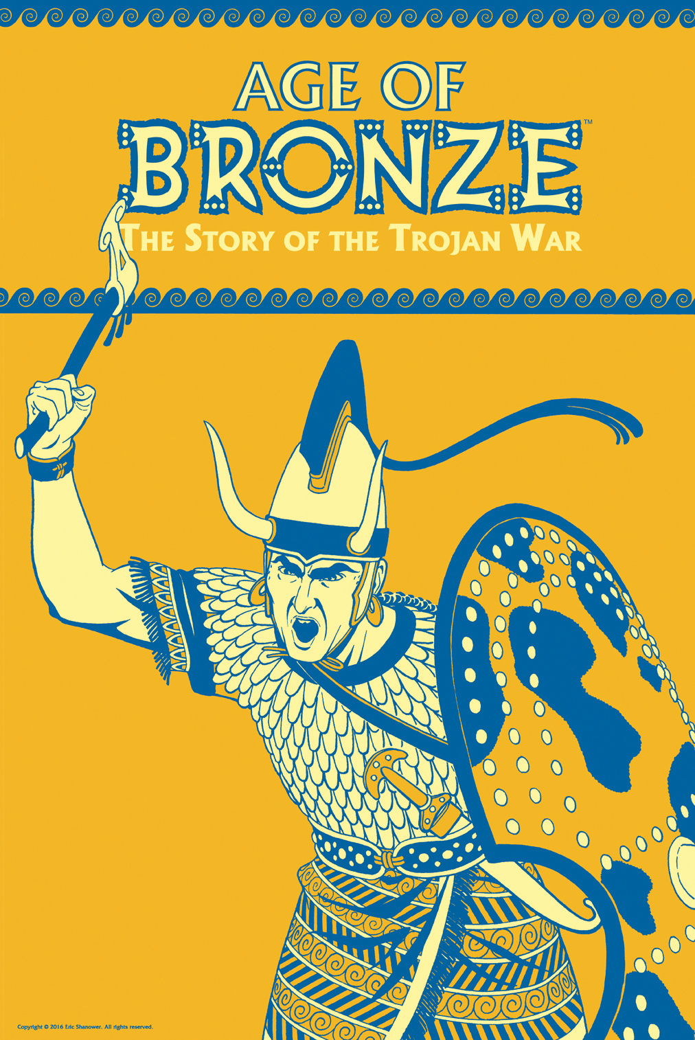Age of Bronze Poster - Hektor