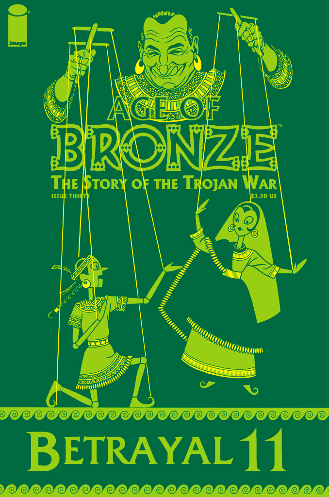 Age of Bronze Issues - International Orders