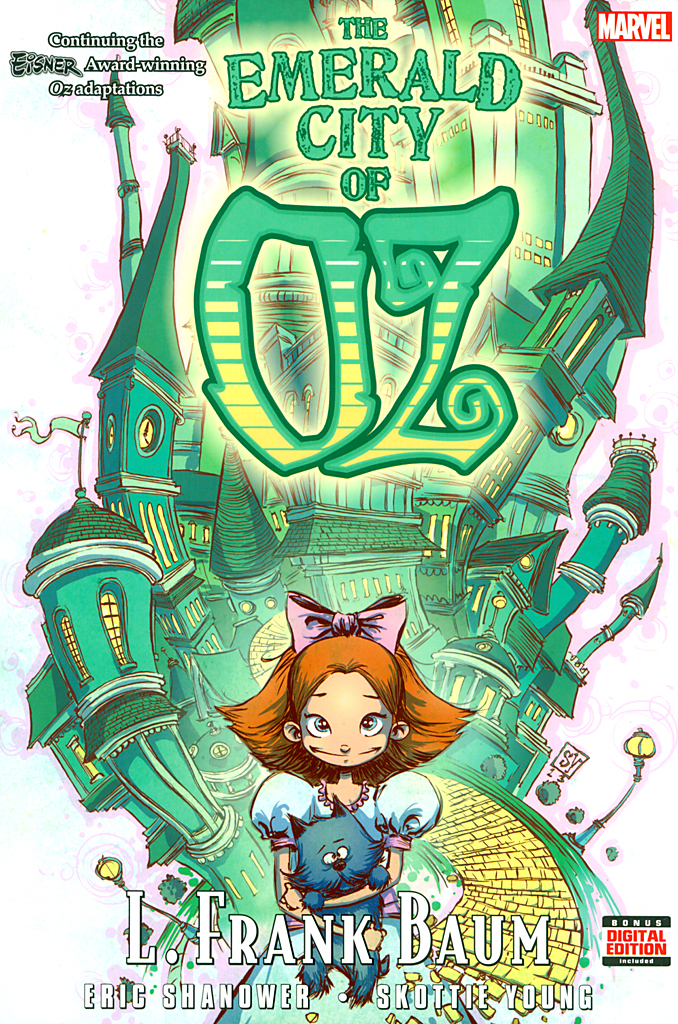 Marvel's Emerald City of Oz