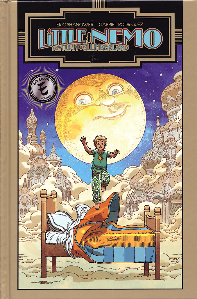 Little Nemo - Return to Slumberland HC