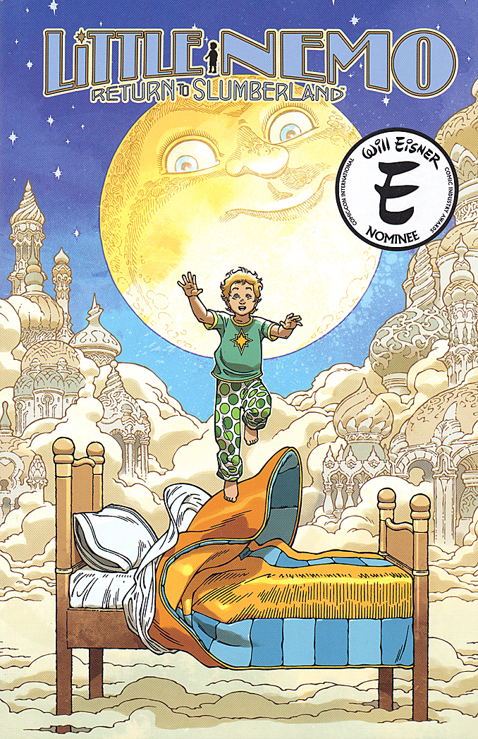 Little Nemo - Return to Slumberland PB