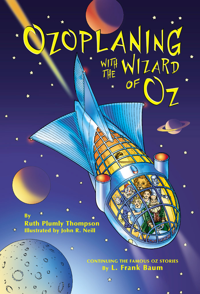 Ozoplaning with the Wizard of Oz